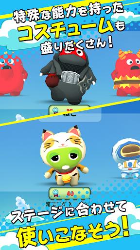 玩動作App|ガチャピン・ムックのランランランド免費|APP試玩