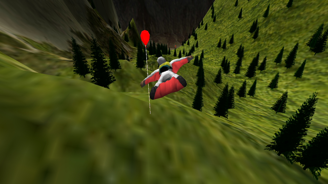 Wingsuit Lite- screenshot