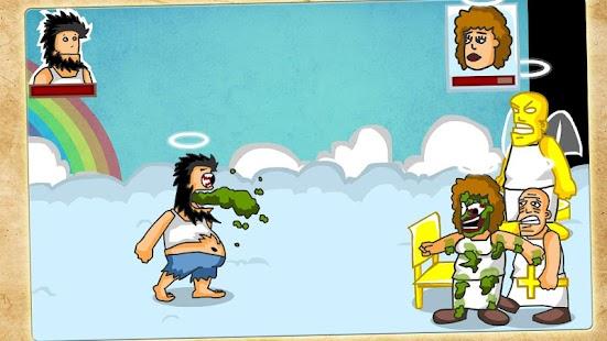 Hobo Heaven Fight 7