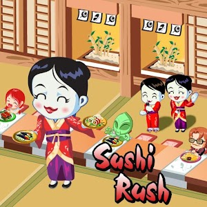 Sushi Rush Free for PC and MAC