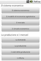 Screenshot of Economia Politica