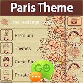 GO SMS Pro Paris