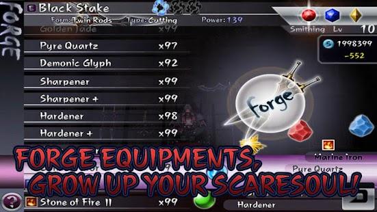 SCARESOUL Mod (Unlimited Forge) v1.3.0 APK