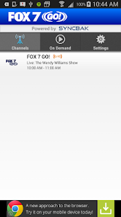 FOX 7 GO- screenshot thumbnail