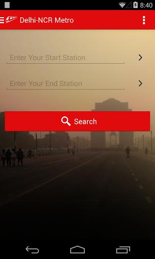 Delhi-NCR Metro  screenshots 2