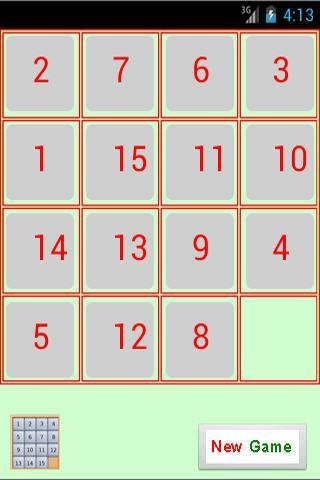 15 Puzzle - Sliding Game