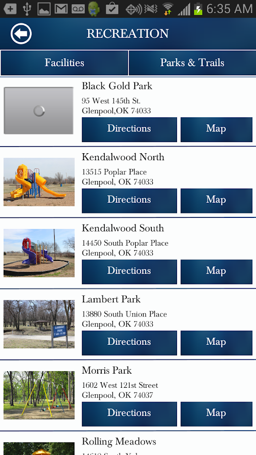 Glenpool, OK -Official- - screenshot