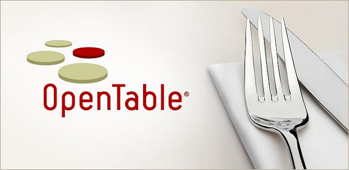 Opentable android apps on google play for 0pen table