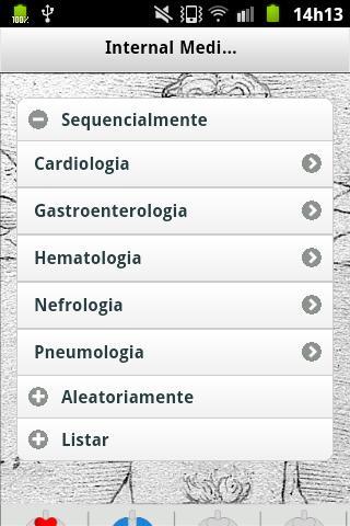 Internal Medicine Memory Cards