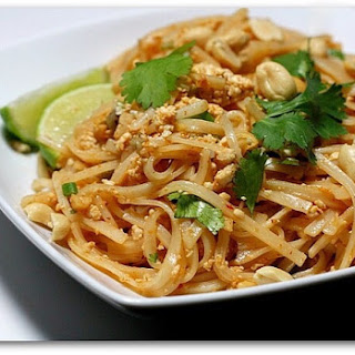 Pad Thai With the Quickness.