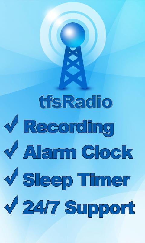 tfsRadio Korea 라디오 - screenshot