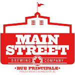 Logo of Main Street Westminister Brown Ale