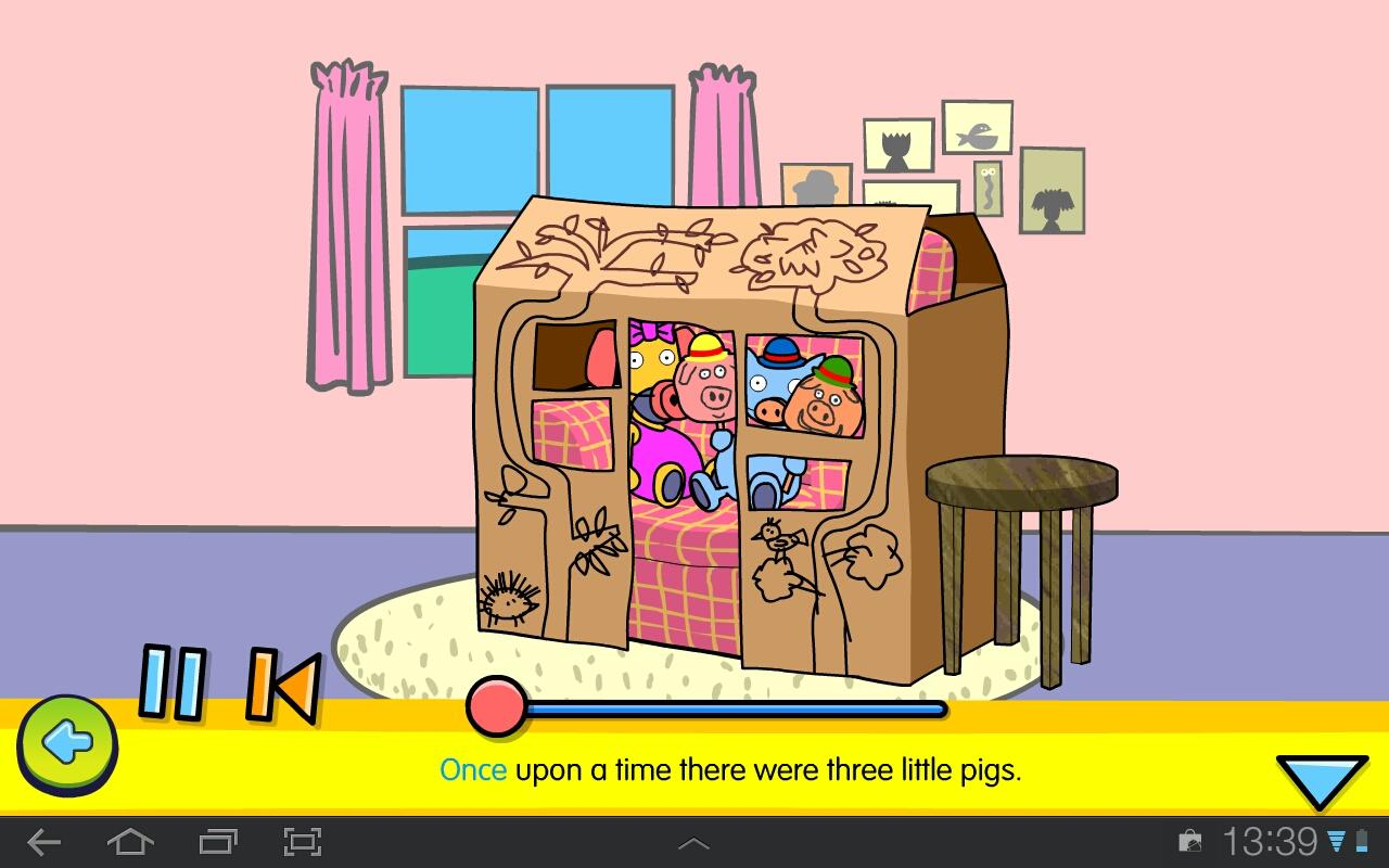 The Three Little Pigs- screenshot
