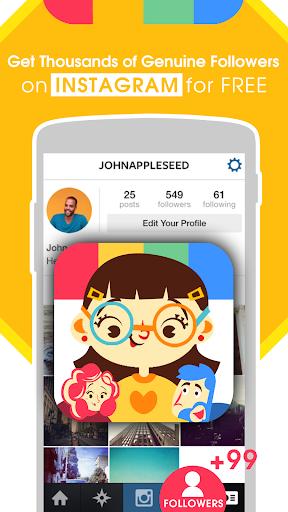 Get Followers on Instagram +