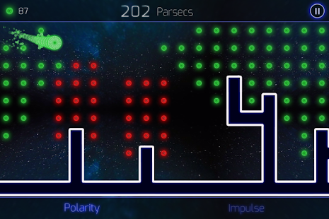 Bipolarity: space run- screenshot thumbnail
