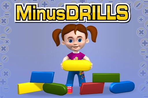 Minus Drills - Autism Series
