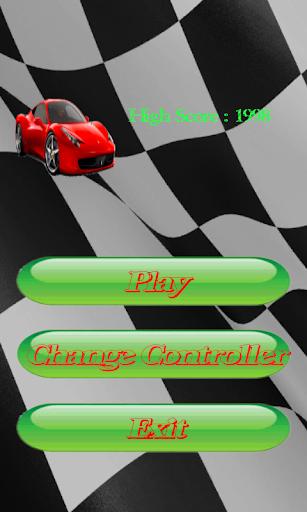 Close Pass Race Car