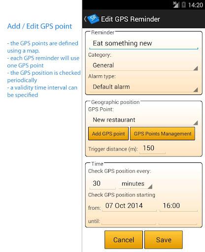 【免費生產應用App】Sticky Reminder-APP點子