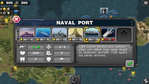 Glory of Generals :Pacific HD 1.3.6 androidappsheaven.com 7