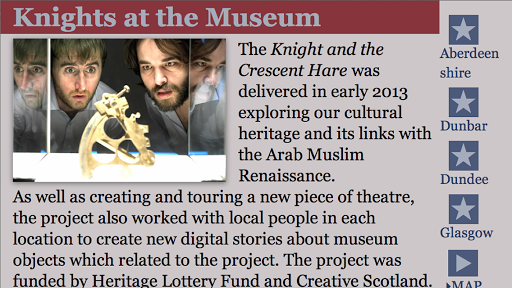 【免費教育App】Knights at the Museum-APP點子