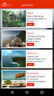 Bali Advisor- screenshot thumbnail