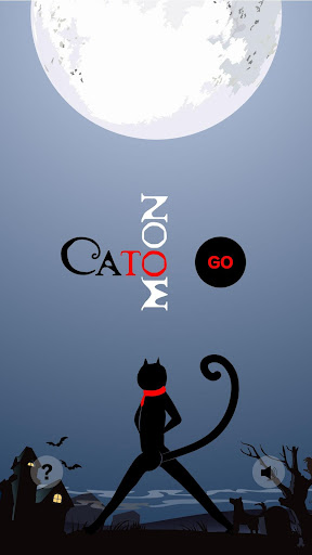 Cat to moon