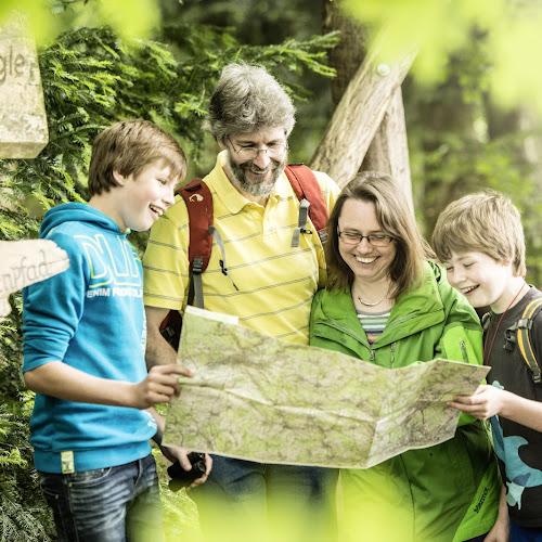 Quellenerlebnispfad Bad Herrenalb im Schwarzwald