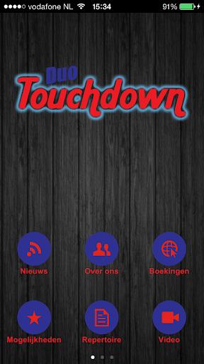 Duo Touchdown