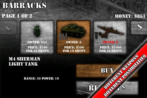 Angry World War 2 FREE 1.3 screenshots 4