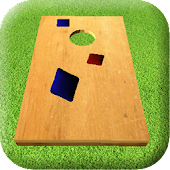 CornHole 3D Bag Toss Game