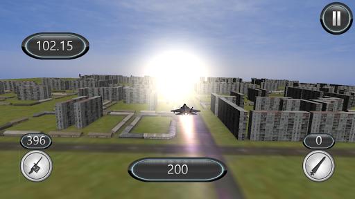 飞机飞行3D