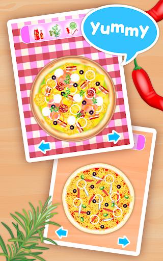 Pizza Maker Kids -Cooking Game  screenshots 10