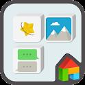 Square Solid dodol Theme icon