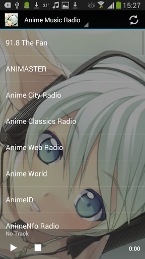Anime Radio Music Soundtracks