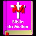 Biblia Catolica da Mulher JMC logo