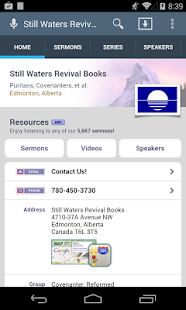 Still Waters Revival Books - screenshot thumbnail