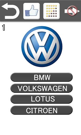 汽車品牌標誌競猜