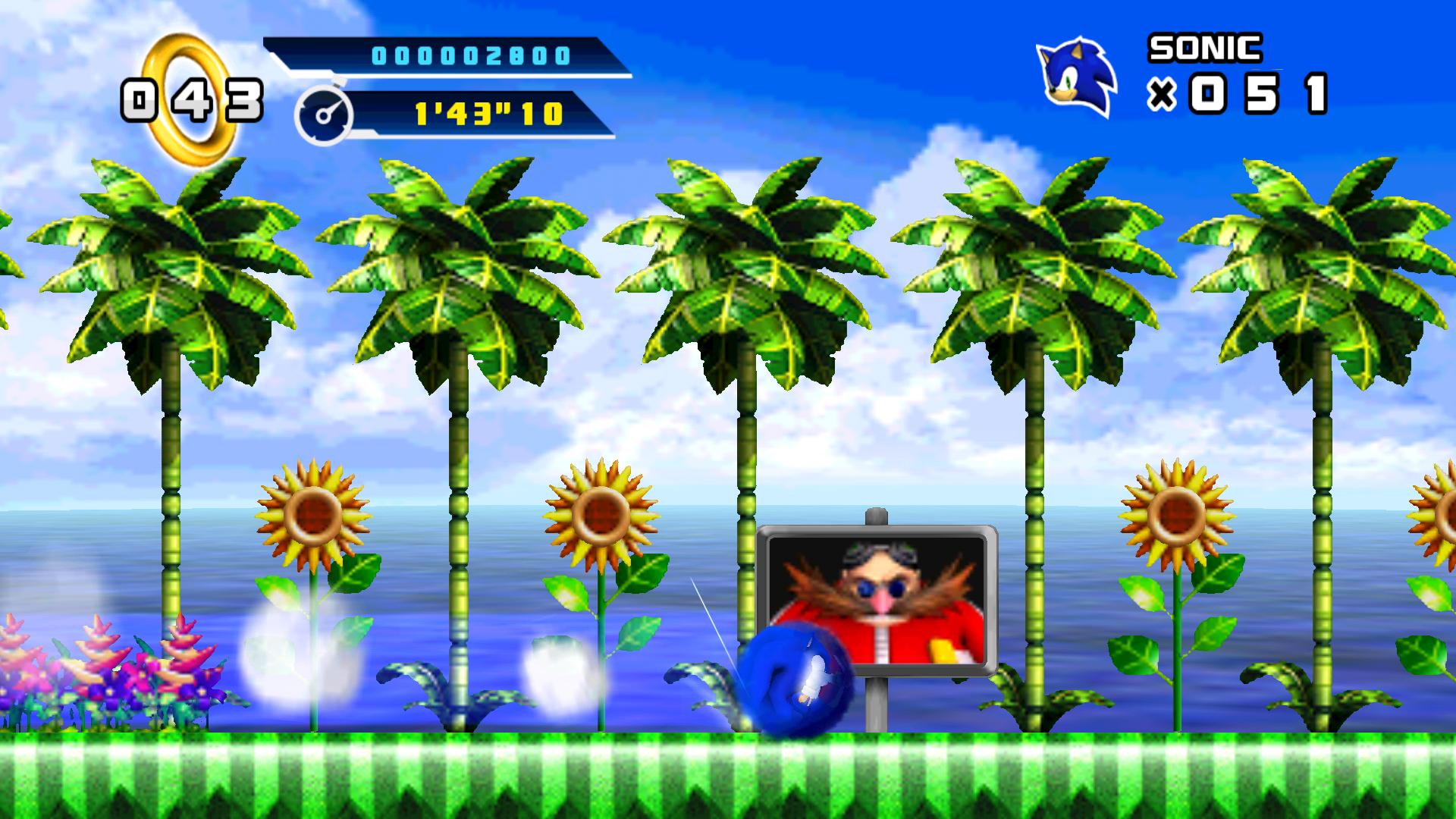 Sonic 4™ Episode I screenshot #13