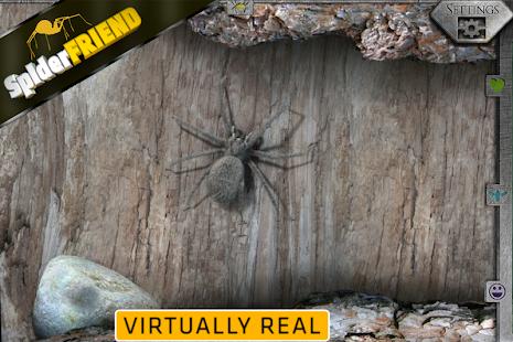 SpiderFRIEND - real scary pet 模擬 App-愛順發玩APP
