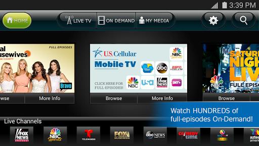 US Cellular Mobile TV