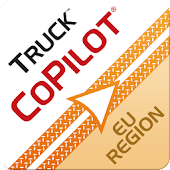 CoPilot Truck UK + IRE
