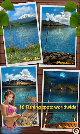 Fishing Mania 3D  screenshots 9