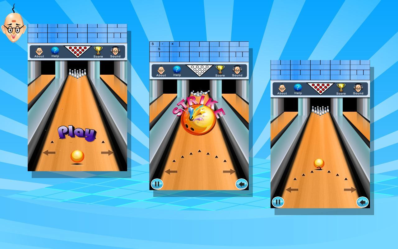 Pin-Shuffle-Bowling 4