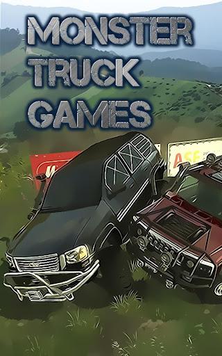 モンスタートラックのゲーム