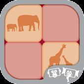 Animal Babies Memory Match