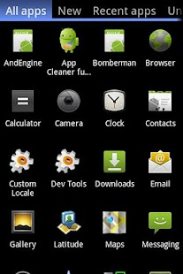 Organised apps full - screenshot thumbnail