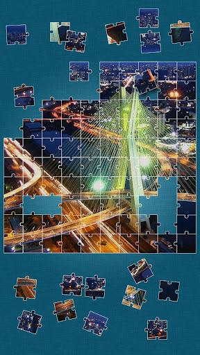 Bridges Puzzle Game 4.4 screenshots 7
