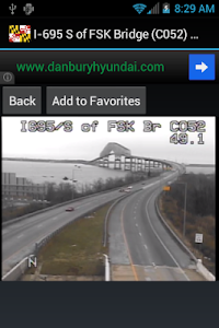 Maryland/Baltimore Traffic Cam screenshot 5