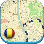 Download Romania Offline Map && Weather APK on PC