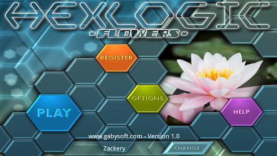 HexLogic - Flowers- screenshot thumbnail